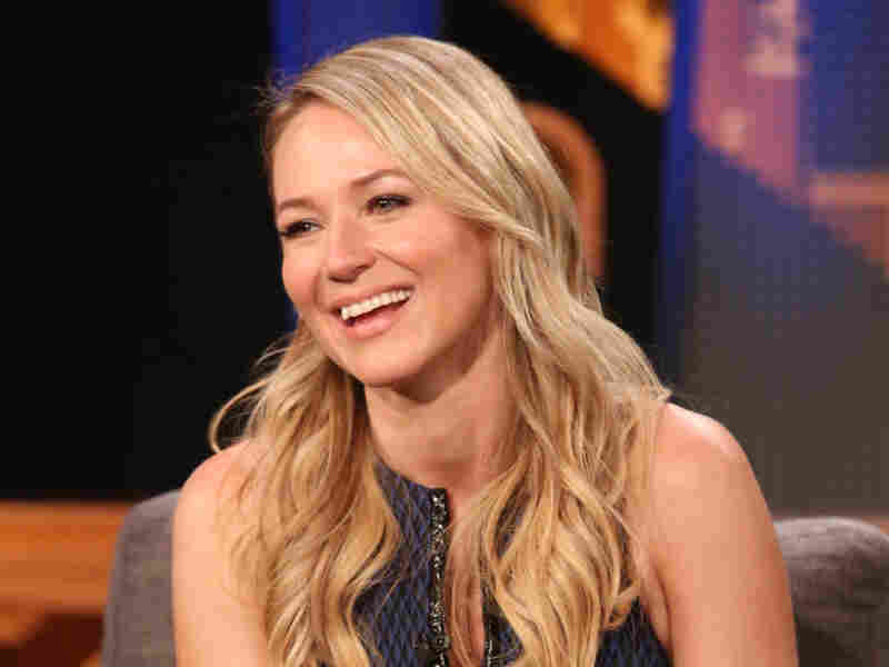Singer-songwriter Jewel appears on The Josh Wolf Show in June 2015 in Los Angeles, Calif.