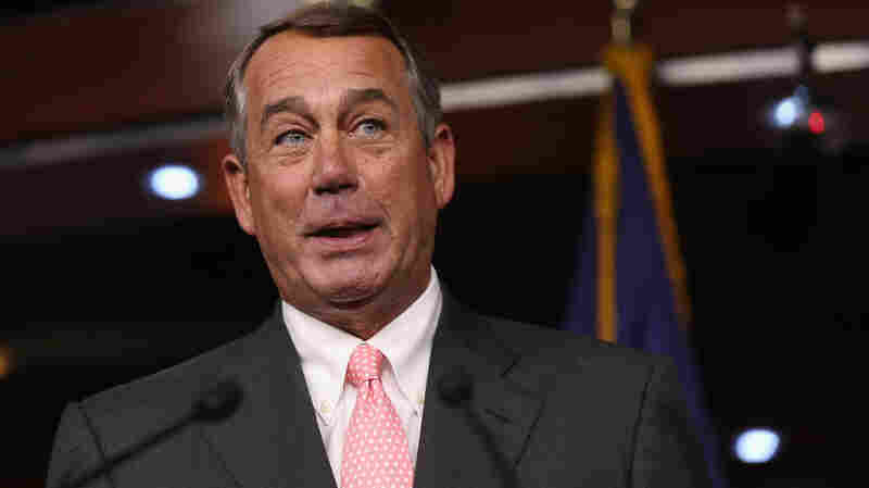 Two Charts That Show How Boehner Had An Impossible Job