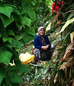 Nazmiye Cakir, a 60-year-old