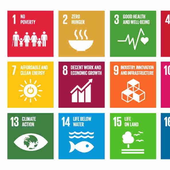 U.N. Dreams Big: 17 Huge New Goals To Build A Better World