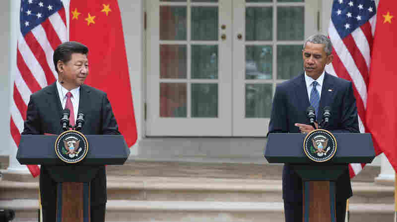 U.S., China Unveil Plan To Curb Greenhouse Gases