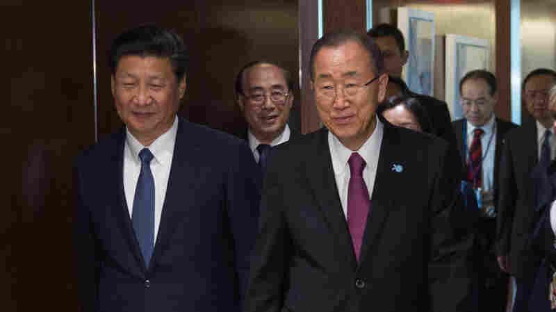 China Pledges Billions In Development Aid