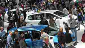 VW Emissions Scandal Hovers Over German Car Show
