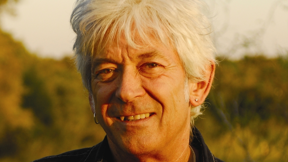 Ian McLagan. (Courtesy of the artist)