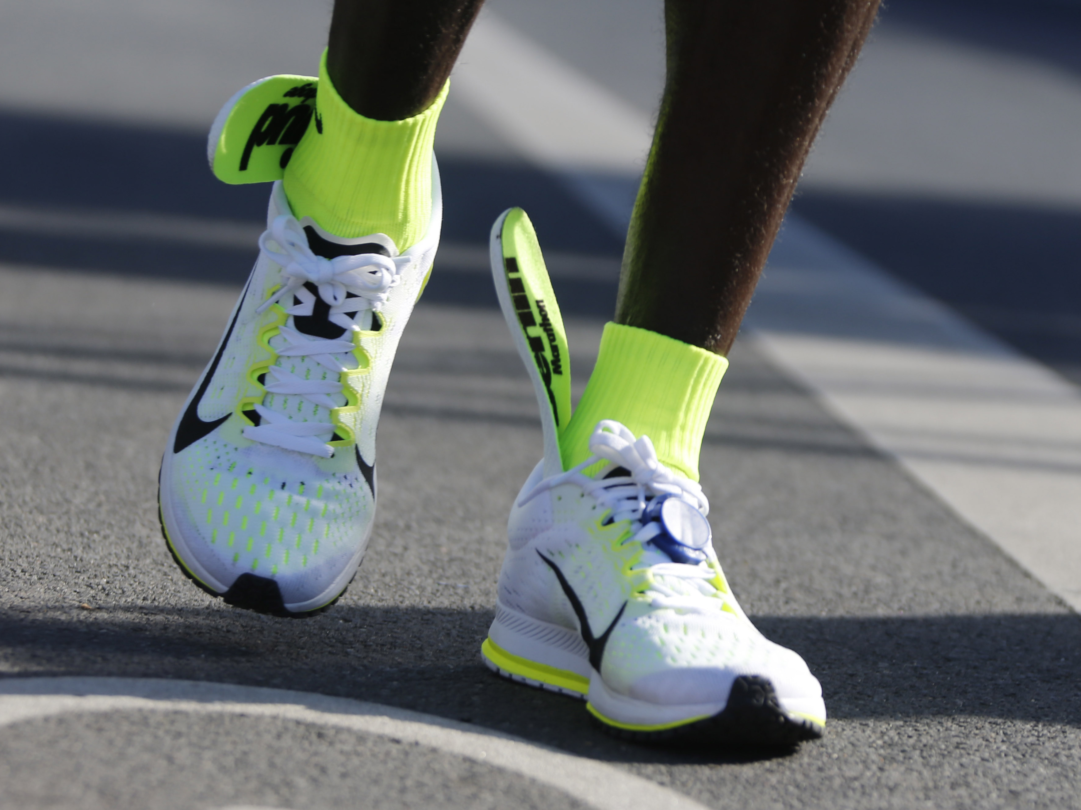 Just Missed It. Marathoner Comes Up Short On World Record After Nikes Malfunction