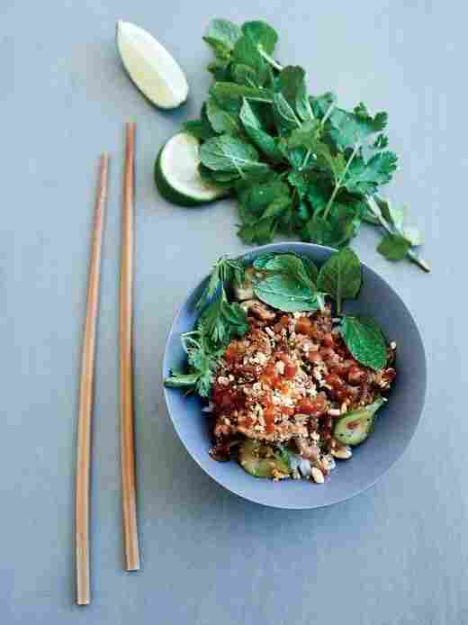 Easy Caramelized Vietnamese Pork from Ruth Reichl's My Kitchen Year: 136 Recipes That Saved My Life.