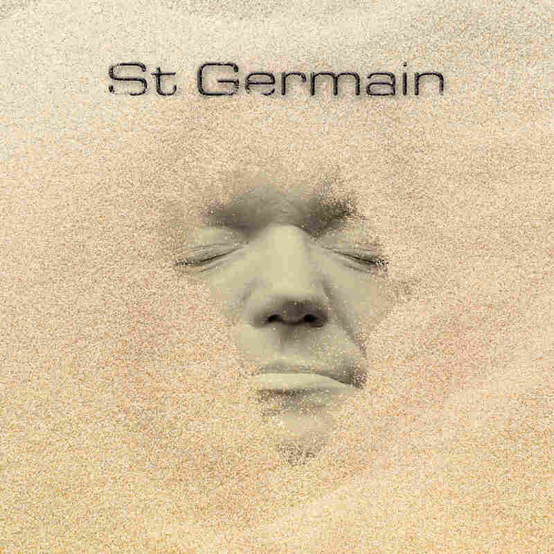 Cover art for St. Germain.