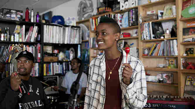 The Internet: Tiny Desk Concert