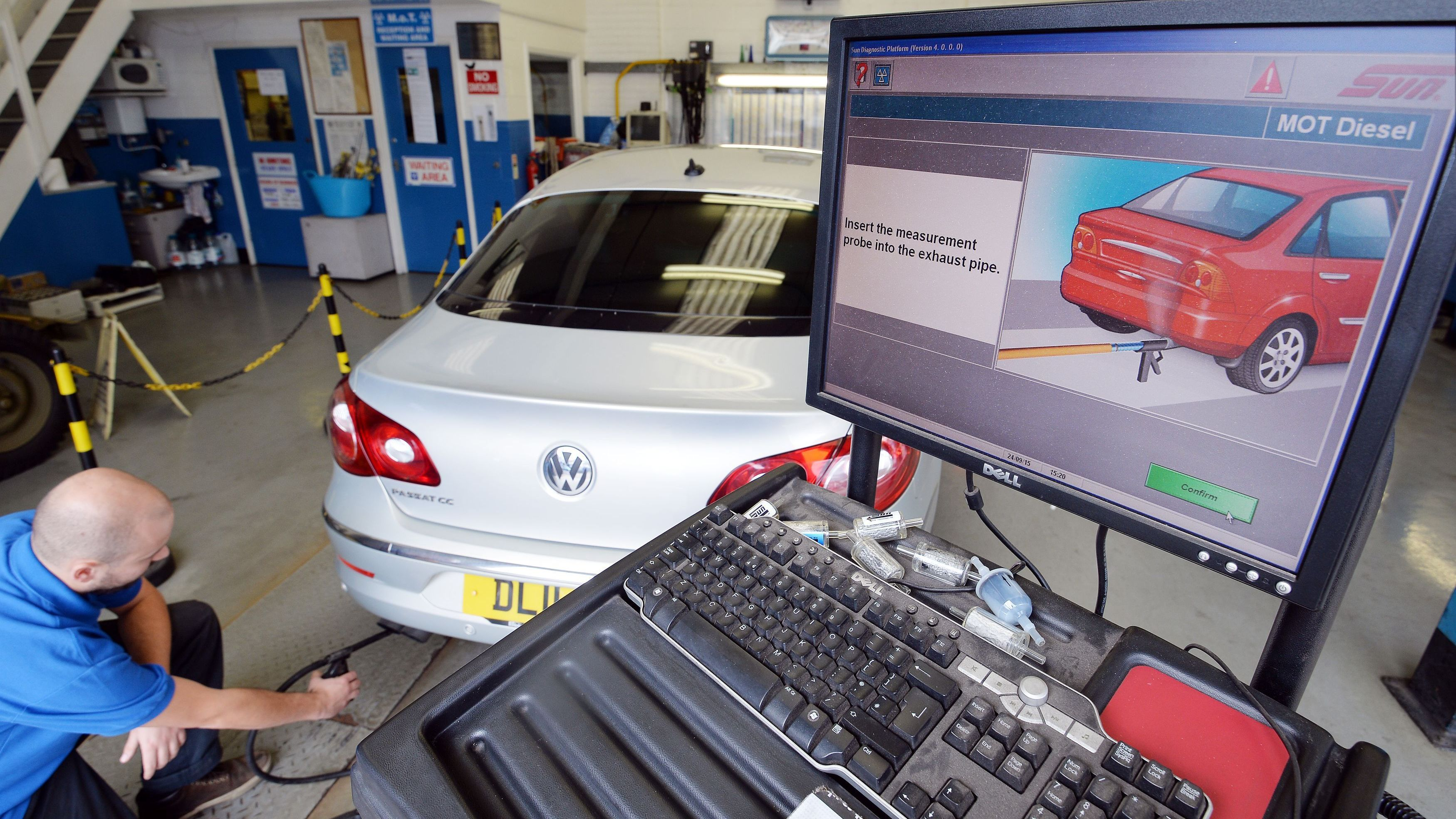 Amid VW Scandal, Critics Want Access To Carmakers' Computer Code