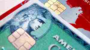 No More Swiping: New Credit Cards Designed To Reduce Theft