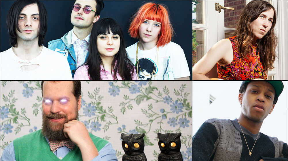 New Mix: Psych Pop And Gritty Rock From John Grant, Dilly Dally, More