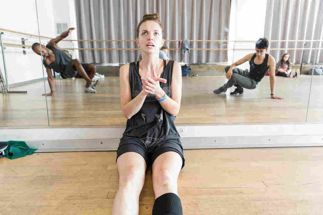 Tap dancer and choreographer Michelle Dorrance is the founder and artistic director of Dorrance Dance/New York. She has been dancing since age 4.