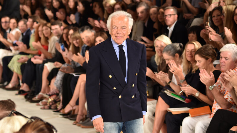 646bf9430546 Ralph Lauren Steps Down As CEO   The Two-Way   NPR