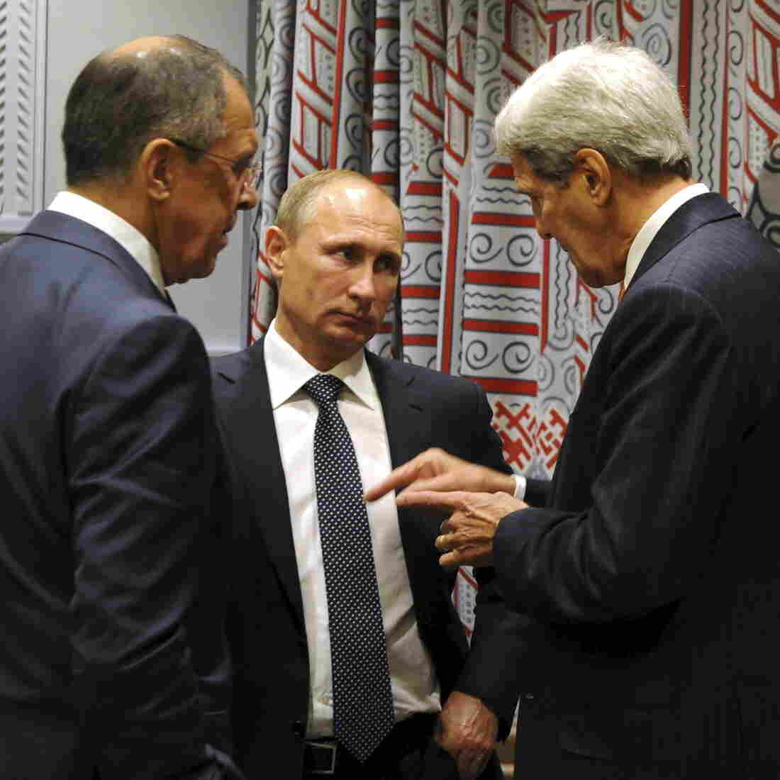 Russia Begins Airstrikes In Syria After Assad's Request