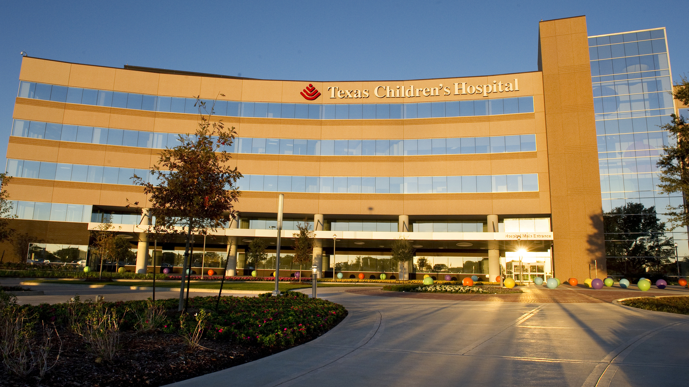 Kids With Ebola, Bird Flu Or TB? Texas Children's Hospital ...