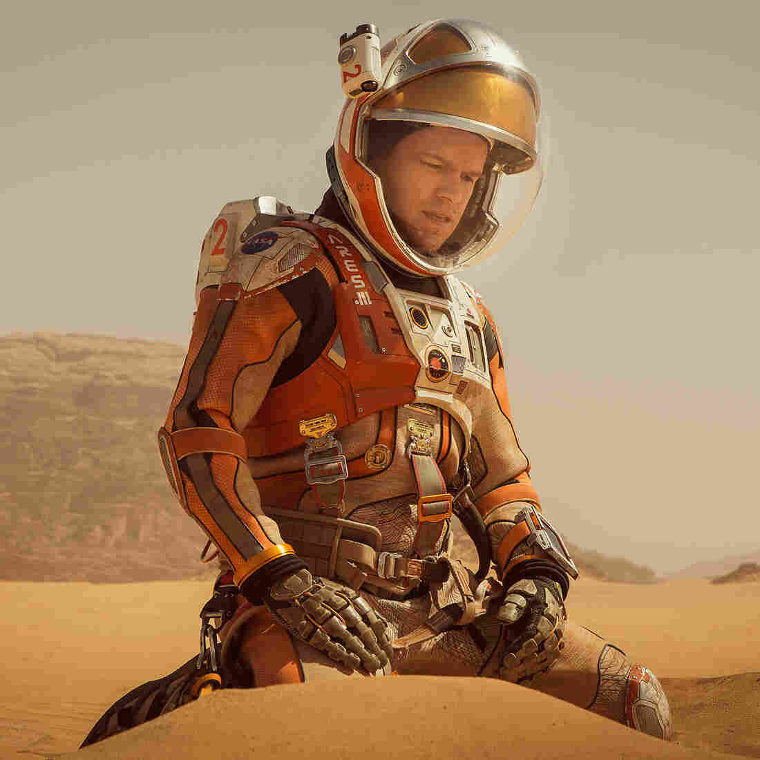 Ridley Scott Finds An Optimistic Space In 'The Martian'