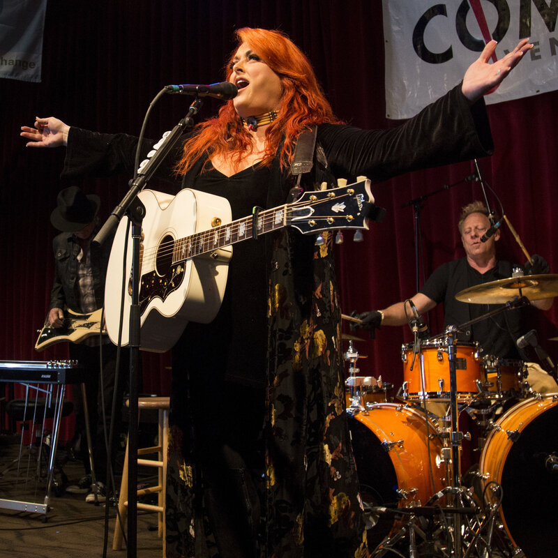 Not My Job: Country Star Wynonna Gets Quizzed On Other Judds