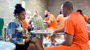 """Taraji P. Henson as Cookie Lyon and Terrence Howard as Lucious Lyon in the """"The Devils Are Here"""" Season 2 premiere episode of Empire."""