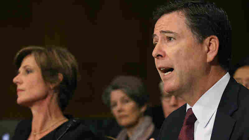 "FBI Director James Comey gave unusually passionate remarks about violent crime Thursday, saying ""a whole lot of people are dying, and ... they are overwhelmingly young men of color. And we gotta care about that."""