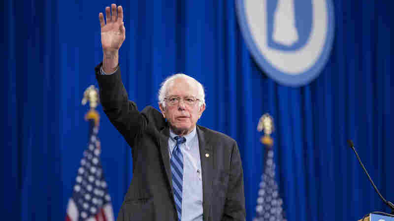 Bernie Sanders Raises $26 Million In 3rd Quarter, Nearly As Much As Clinton