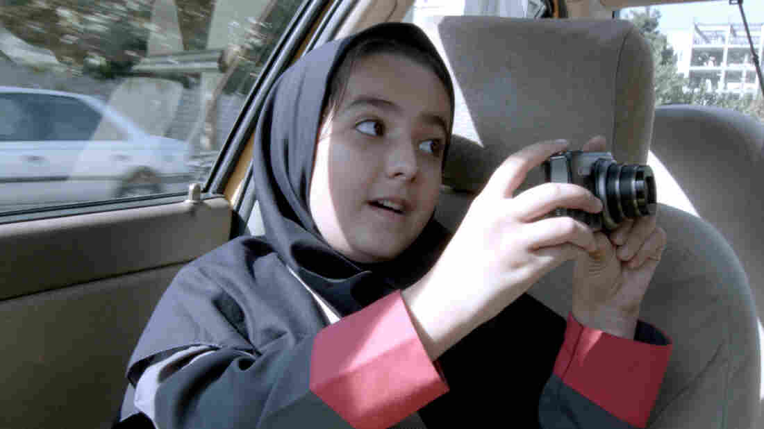 Panahi's niece Hana makes the film's more meta point clear.