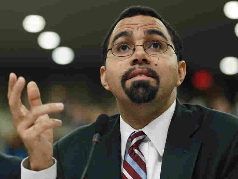 Before John King Jr., Duncan's expected replacement, came to the Department of Education, he was the New York state education commissioner. He was the first African-American and first Puerto Rican to serve in that post.