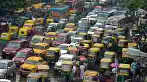 India Says It Will Lower Rate Of Greenhouse Gas Emissions
