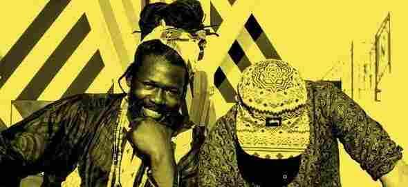 DJ Khalab & Baba Sissoko.