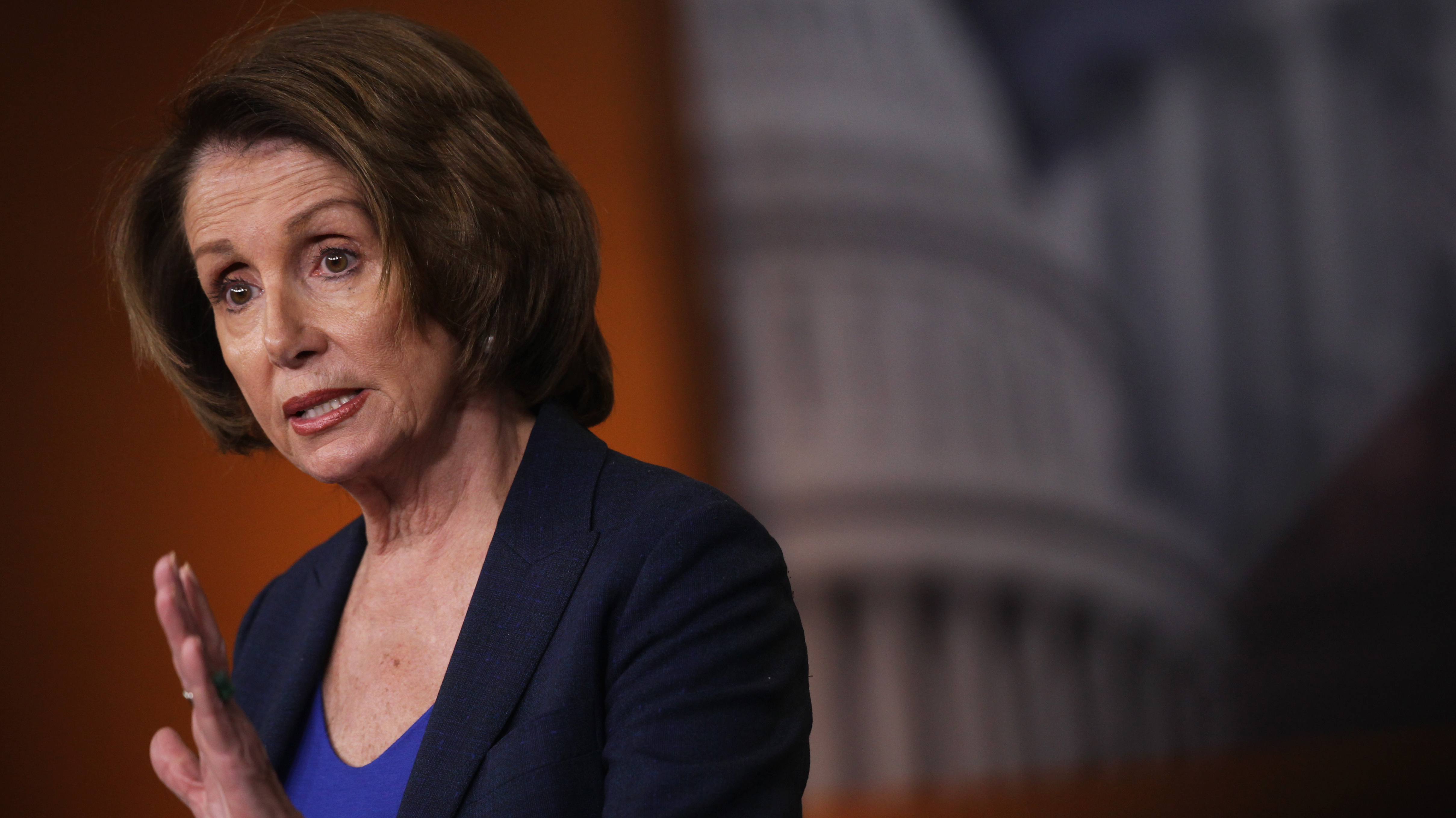 Nancy Pelosi On The 'Awesome Power' Of The House Speakership