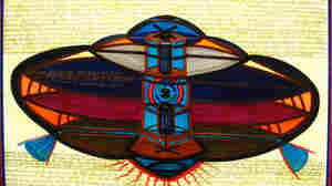 Boyhood Encounter With UFO Inspired Art That Soared Around The World