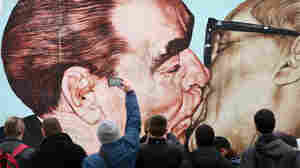 Historic Art, Luxury Apartments Battle Over Berlin's Famous Wall