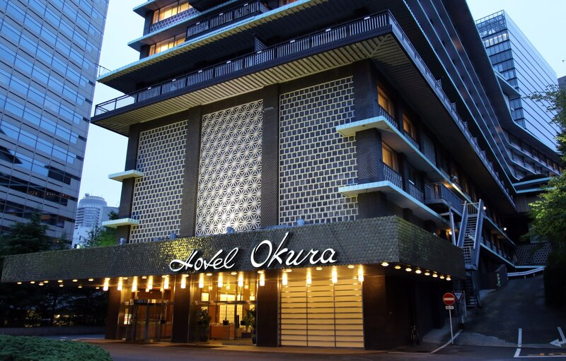 Workers Are Tearing Down Tokyo S Hotel Okura And History Going With It