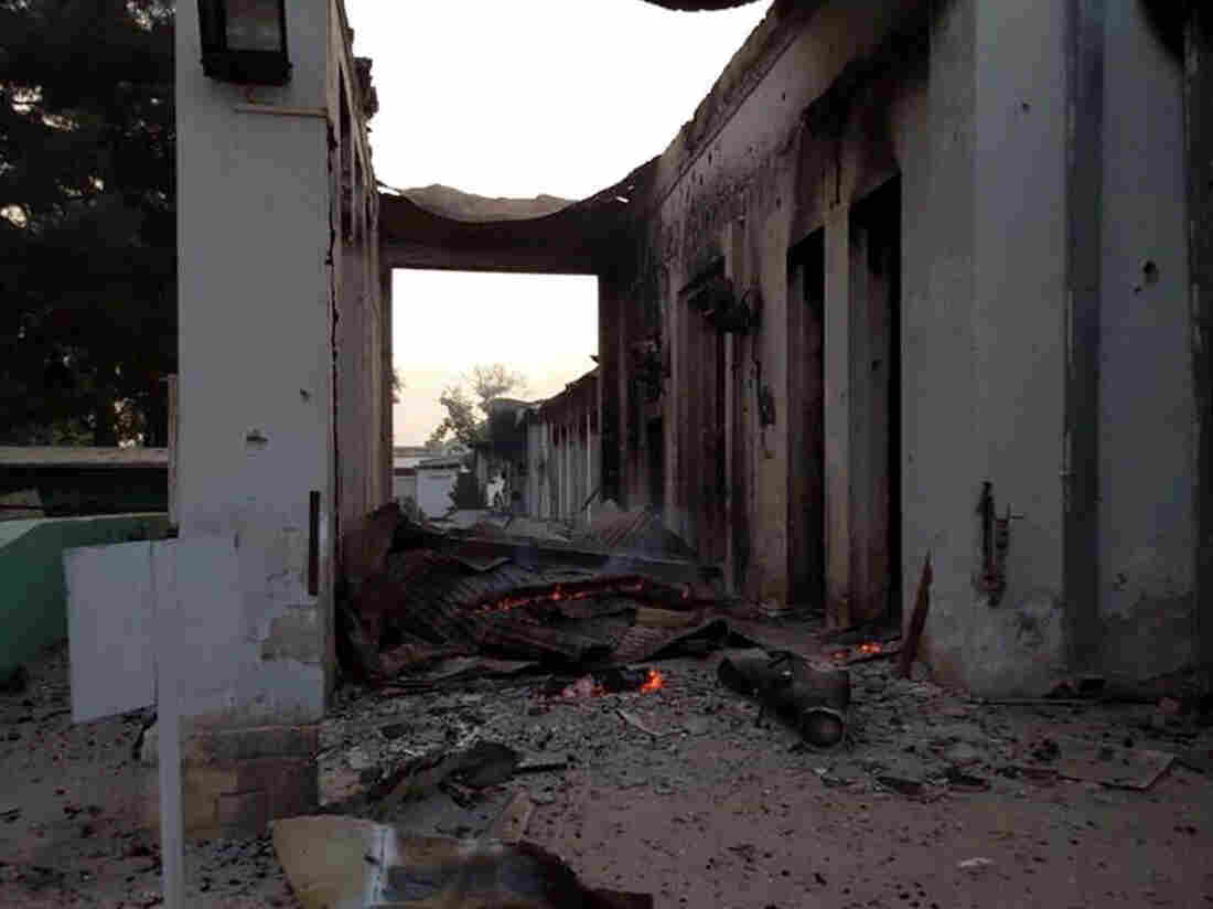 Doctors Without Borders: Kunduz Airstrike Was 'War Crime'