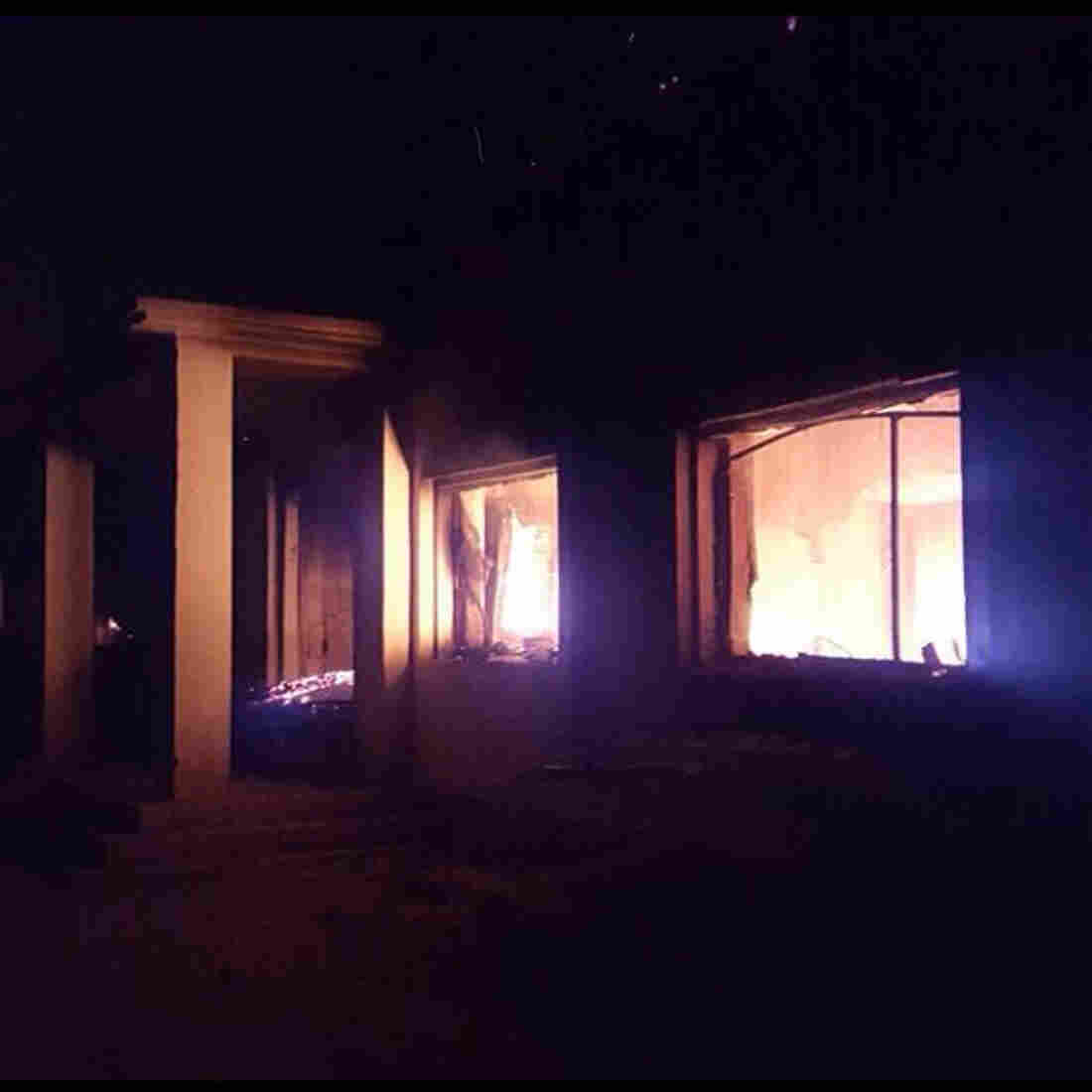 Was Kunduz Attack A War Crime? Legal Analysts Say It's Difficult To Prove