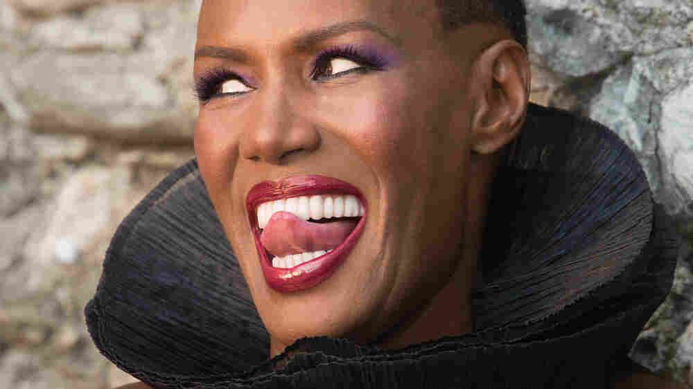 Grace Jones: 'I'm A Bit Split Personality'