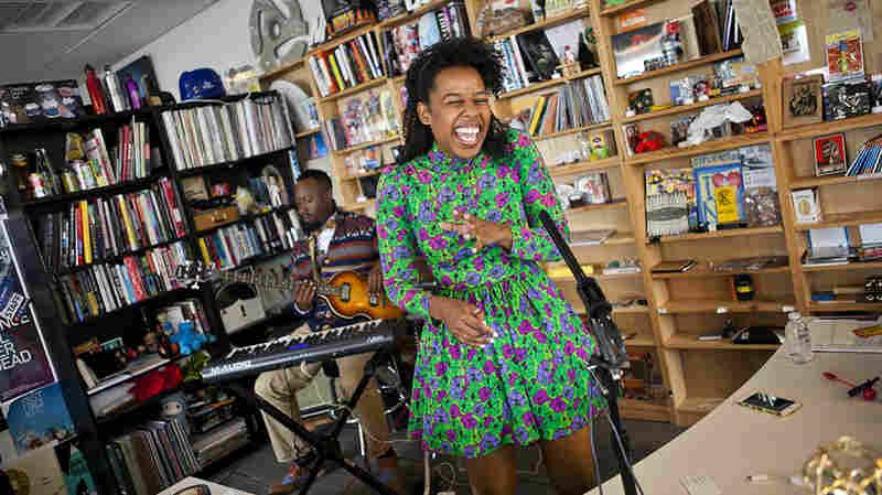 Deqn Sue: Tiny Desk Concert