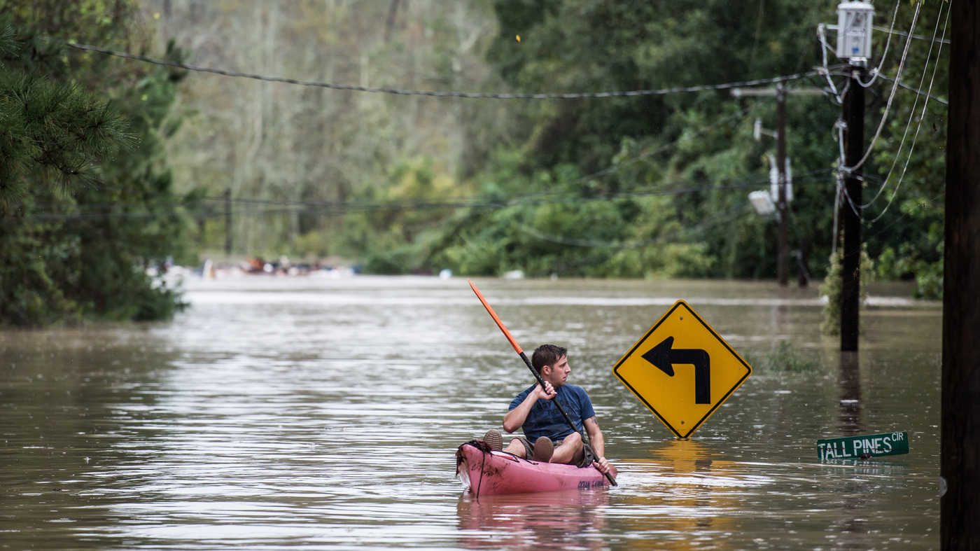 Death Toll In Record Carolinas Flooding Now At 13 The