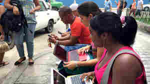 Internet Access Expands In Cuba — For Those Who Can Afford It