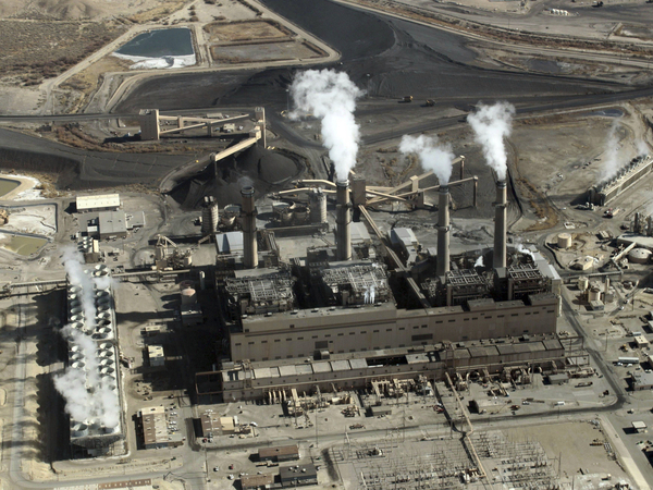 New Mexico's largest electric provider — the coal-fired San Juan Generating Station near Farmington — has been defending a plan to replace part of an aging coal-fired power plant with a mix of more coal, natural gas, nuclear and solar power.