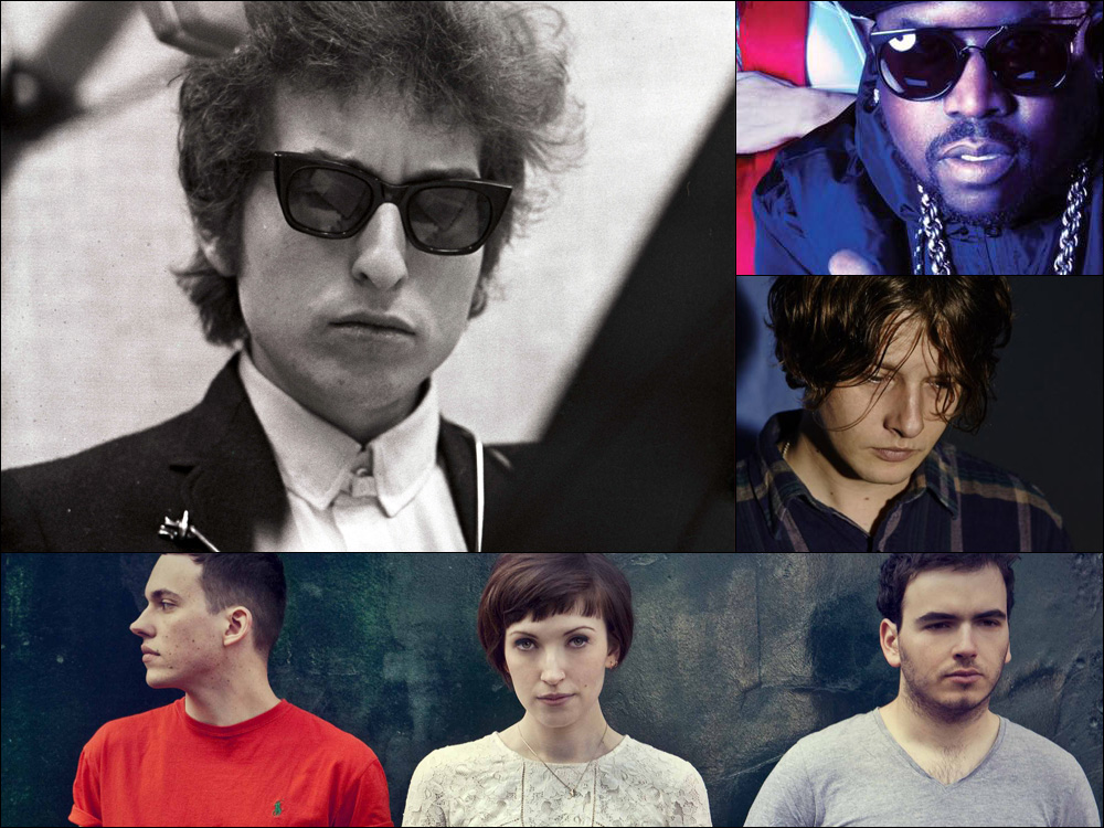 New Mix: Bob Dylan, Frank Turner, Daughter And More