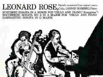 Leonard Rose.