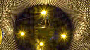 Physics Nobel Awarded For Work On Neutrinos' Metamorphosis