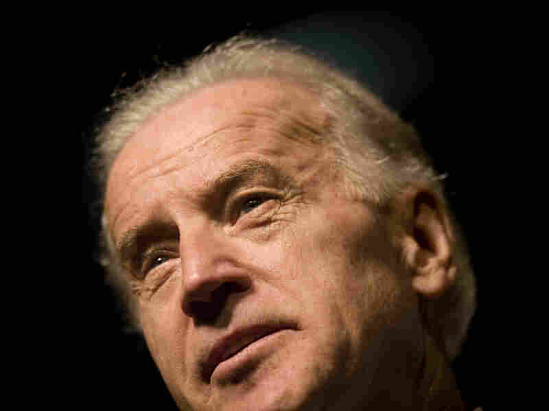 Vice President Joe Biden is still contemplating getting into the presidential race, but he's getting a nudge with an ad from a group supporting him.