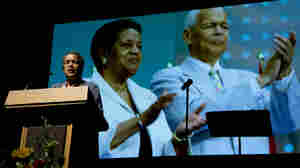 Civil Rights Luminaries Remember Julian Bond As A Dogged Advocate