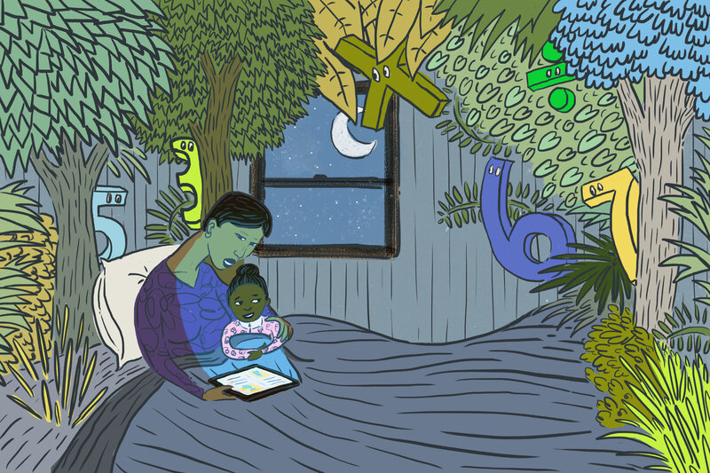 where the wild fractions are the power of a bedtime math story