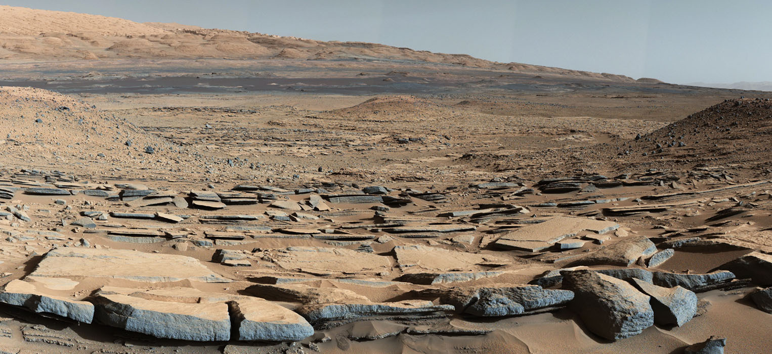 NASA Rover Finds Evidence That Mars Once Had Lakes
