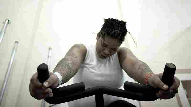 Biking Behind Bars: Female Inmates Battle Weight Gain