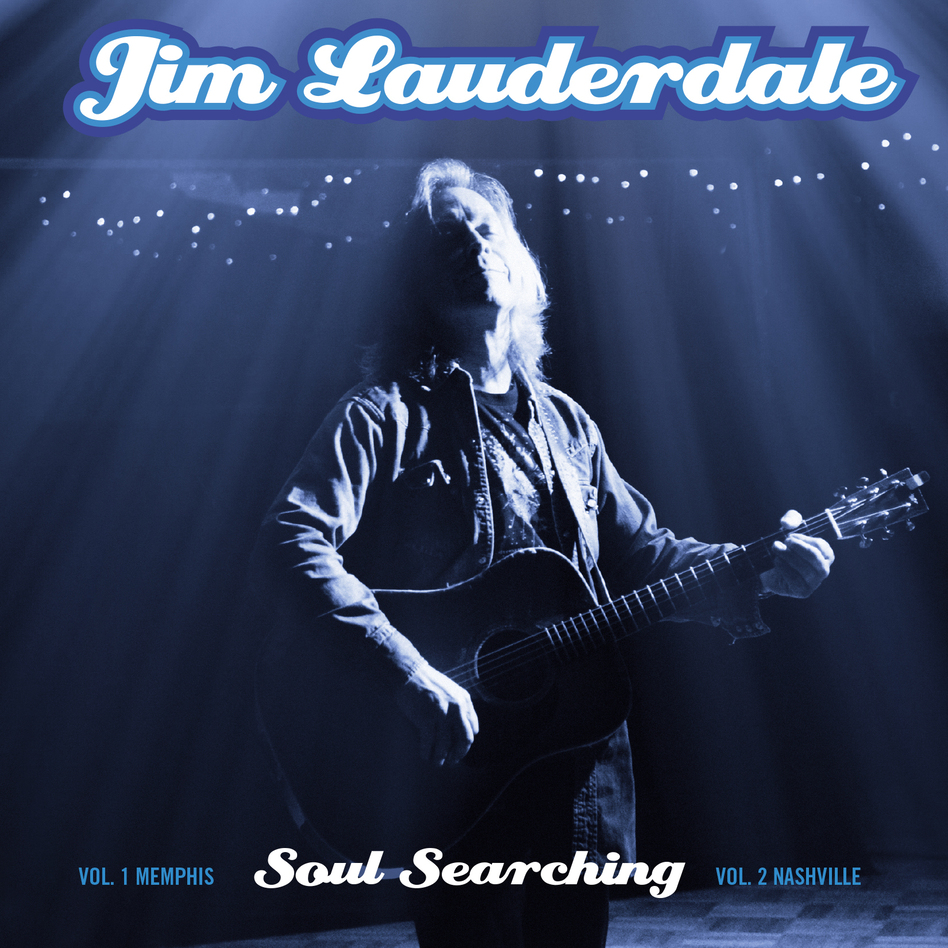 Jim Lauderdale, Soul Searching (Sky Crunch) (Courtesy of the artist)