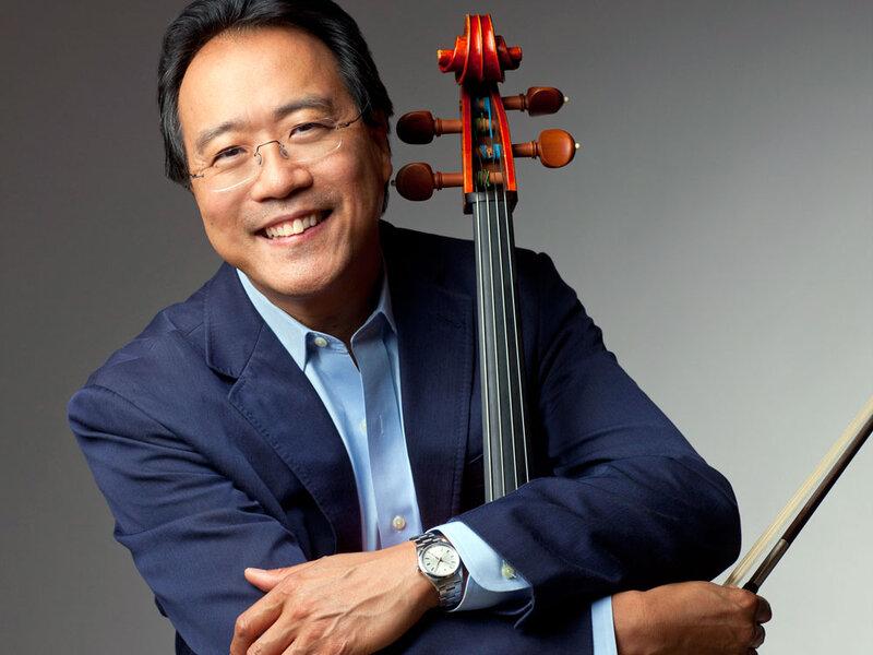 Yo-Yo Ma's Top Five Faves : NPR