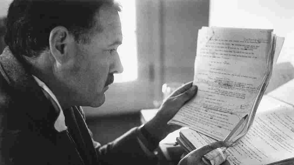 Exhibition Delves Below Deceptively Simple Surface Of Hemingway's Prose